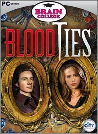 Okładka Blood Ties (PC)