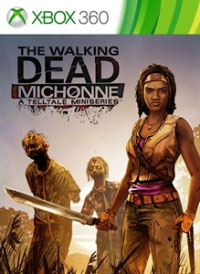 Game The Walking Dead: Michonne - A Telltale Games Mini-Series (PC) cover