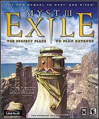 Okładka Myst III: Exile (PC)