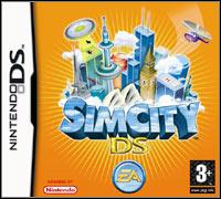 Okładka SimCity DS (NDS)
