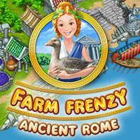 Okładka Farm Frenzy: Ancient Rome (PC)