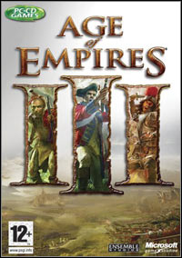 Okładka Age of Empires III (PC)