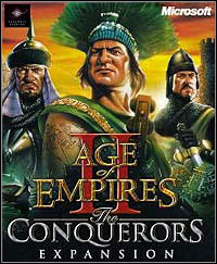 Okładka Age of Empires II: The Conquerors (PC)