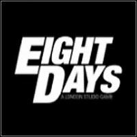 Okładka Eight Days (PS3)