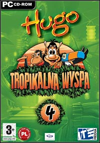 Game Box for Hugo: Jungle Island 4 (PC)
