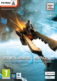 Okładka Endless Space: Disharmony (PC)