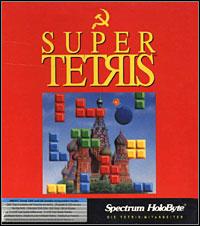 Okładka Super Tetris (PC)