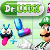 Game Box for Dr. Luigi (WiiU)