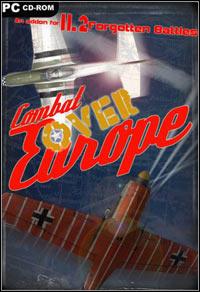 Okładka Combat Over Europe (PC)