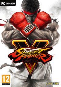Game Street Fighter V (PC) cover
