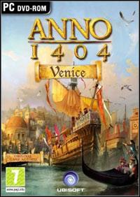 Okładka Anno 1404: Venice (PC)