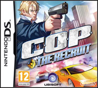 Okładka C.O.P. The Recruit (NDS)