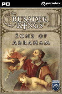 Game Box for Crusader Kings II: Sons of Abraham (PC)