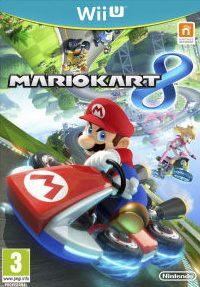 Okładka Mario Kart 8 (WiiU)