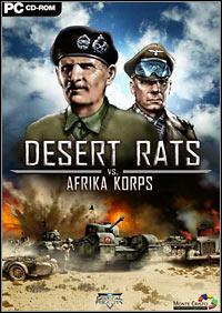 Okładka Desert Rats vs. Afrika Korps (PC)