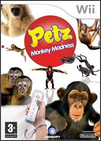 Okładka Petz: Monkey Madness (Wii)