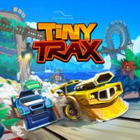 Okładka Tiny Trax (PS4)