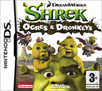 Okładka Shrek: Ogres and Dronkeys (NDS)