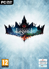 Okładka Endless Legend (PC)