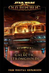 Game Box for Star Wars: The Old Republic - Galactic Strongholds (PC)