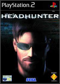 Okładka Headhunter (PS2)
