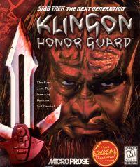 Okładka Star Trek: The Next Generation - Klingon Honor Guard (PC)