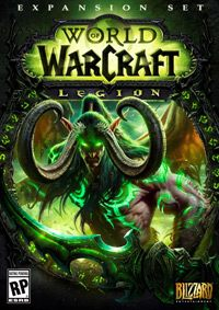 Game Box for World of Warcraft: Legion (PC)
