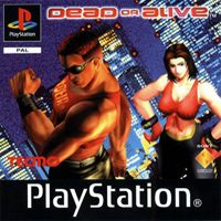 Game Box for Dead or Alive (PS1)