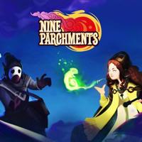 Game Nine Parchments (PC) cover
