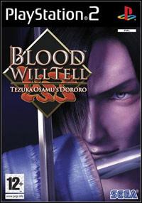 Okładka Blood Will Tell (PS2)