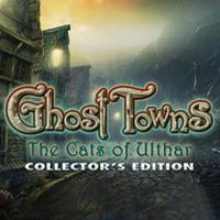 Okładka Ghost Towns: The Cats of Ulthar (PC)