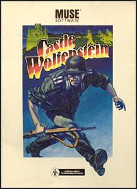 Okładka Castle Wolfenstein (PC)