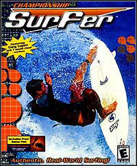Okładka Championship Surfer (PC)