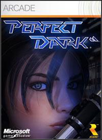 Okładka Perfect Dark (X360)