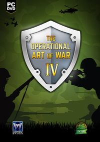 Okładka The Operational Art of War IV (PC)