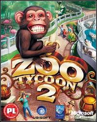 Okładka Zoo Tycoon 2 (PC)