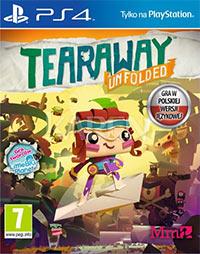 Okładka Tearaway Unfolded (PS4)