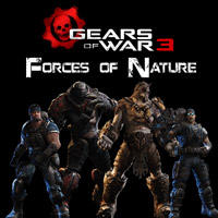 Okładka Gears of War 3: Forces of Nature (X360)