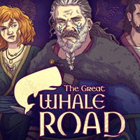 Okładka The Great Whale Road (PC)
