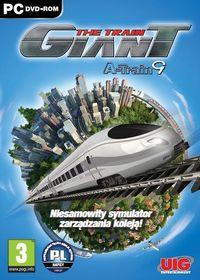 Okładka The Train Giant (PC)