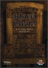 Okładka Black Circle: A Carol Reed Mystery (PC)