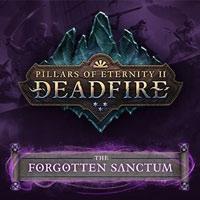 Game Box for Pillars of Eternity II: Deadfire - The Forgotten Sanctum (PC)