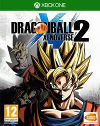 Game Dragon Ball: Xenoverse 2 (PC) cover