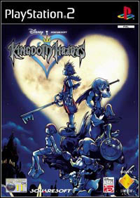 Okładka Kingdom Hearts (PS2)