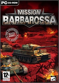 Okładka Mission Barbarossa (PC)