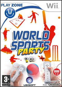 Okładka World Sports Party (Wii)