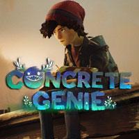 Concrete Genie (PS4 cover