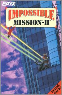 Okładka Impossible Mission II (PC)