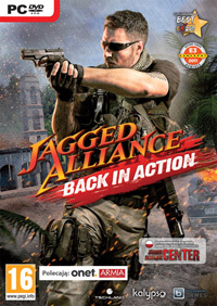 Okładka Jagged Alliance: Back in Action (PC)