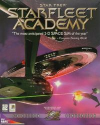 Okładka Star Trek: Starfleet Academy (PC)